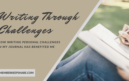Writing Life Challenges