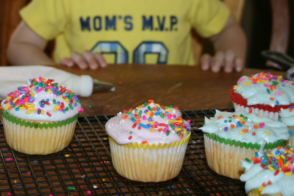 summer learning toddler by cupcakes