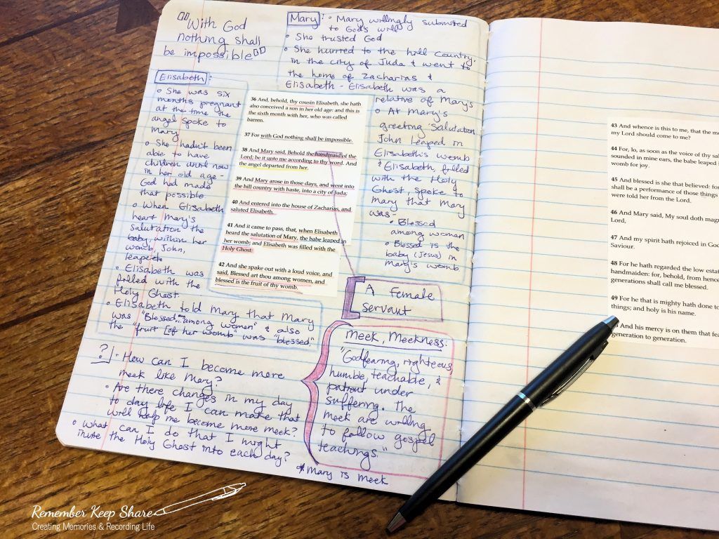 Wide Margin Scripture Journal