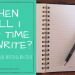 Creating a Personal Journal Writing Routine