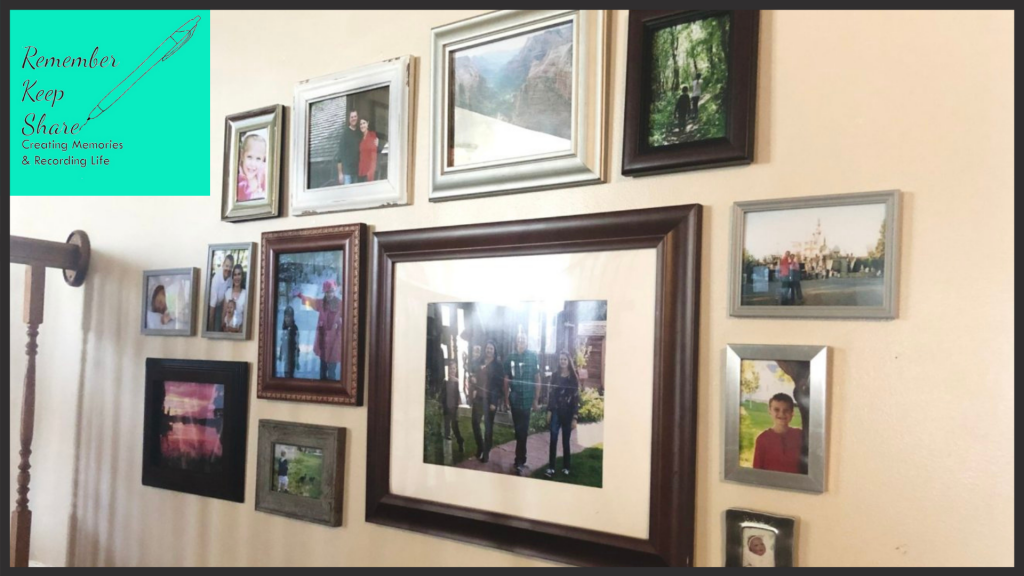 5 Simple Steps to Creating a Family Gallery Wall
